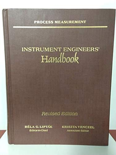 Instrument Engineers' Handbook : Process Measurement