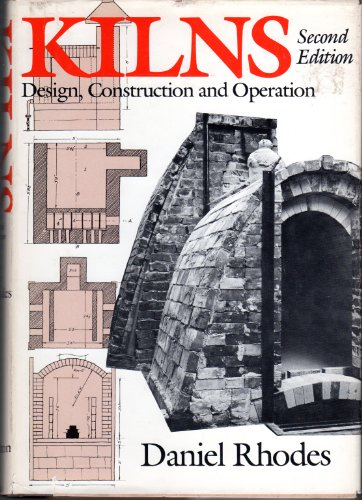 9780801970641: Kilns: Design, Construction and Operation