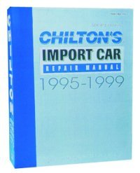 9780801974731: Chilton's Import Car Repair Manual