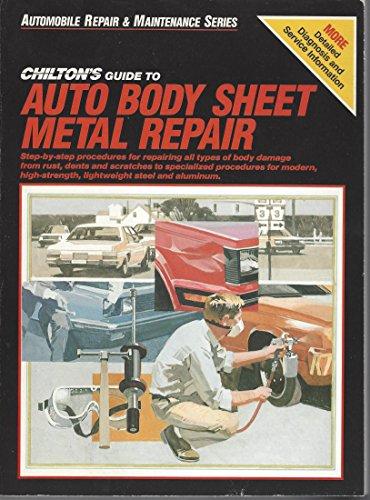 9780801976674: Chilton's Guide to Auto Body Sheet Metal Repair