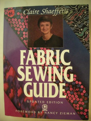 9780801978029: Claire Shaeffer's Fabric Sewing Guide