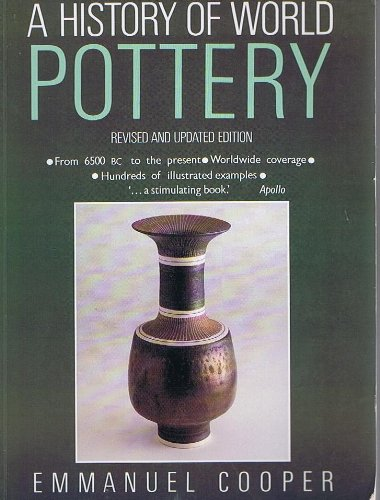9780801979828: A History of World Pottery