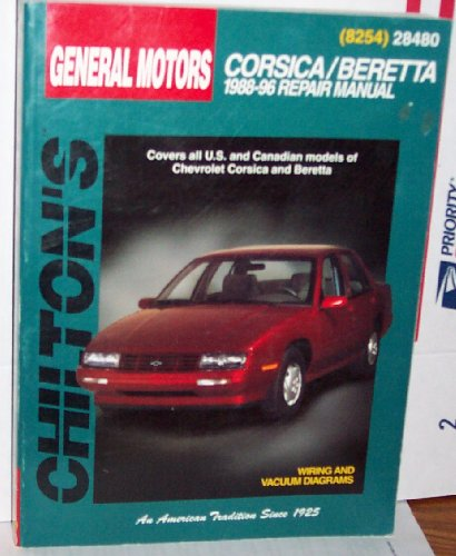 Toyota Corolla, Tercel and MR2 1984-90 Repair Manual (Paperback): Chilton Automotive Books
