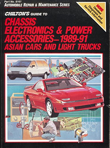 Chilton's Guide to Chassis Electronics and Power: Editor-Dean F. Morgantini;