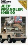 9780801982217: Chilton's Jeep Wrangler (Chilton Model Specific Automotive Repair Manuals)