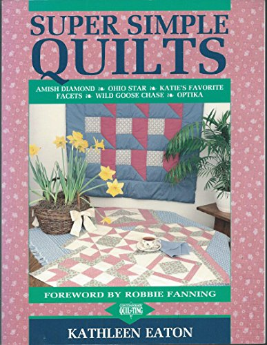 9780801983344: Super Simple Quilts (Contemporary Quilting Series)