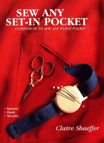 Sew Any Set-In Pocket (0801983991) by Claire B. Shaeffer