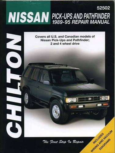 9780801986710: Nissan 1.2 Tonne Pick-up (1989-95) (Chilton total car care)