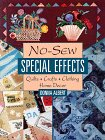 9780801987182: No-Sew Special Effects: Quilts-Crafts-Clothing-Home Decor