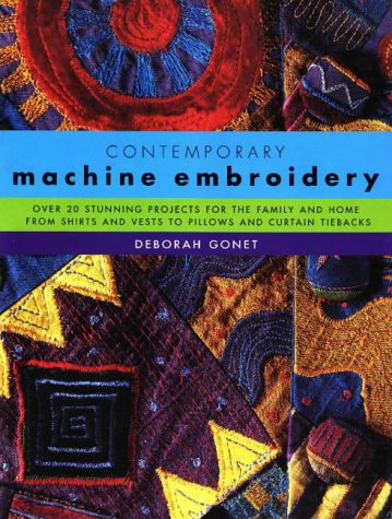 9780801987540: Contemporary Machine Embroidery