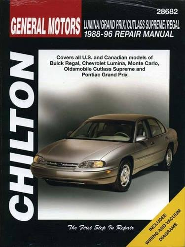 ispacegoa.com 1996 Shop Manual Set Grand Prix Cutlass Supreme ...