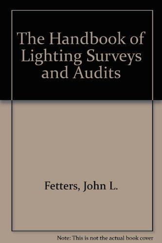 9780801988738: Handbook of Lighting Surveys and Audits