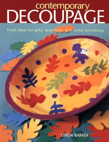 9780801988752: Contemporary Decoupage