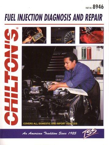 9780801989469: Fuel Injection Diagnostic Repair (Haynes Repair Manuals)