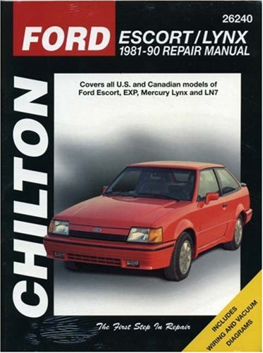 shop repair manual books and collectibles abebooks 2 sellers rh abebooks com 1989 Ford Fiesta 1989 Ford Cars