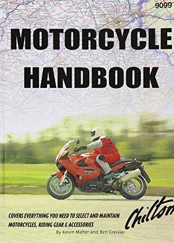 9780801990991: Motorcycle Handbook (Haynes Repair Manuals)