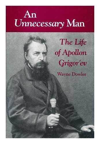 Unnecessary Man: Wayne Dowler