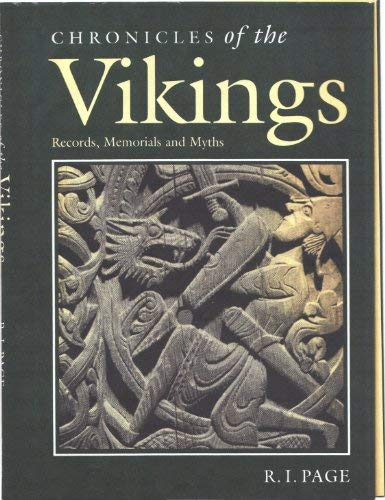9780802008039: Chronicles of the Vikings: Records, Memorials and Myths
