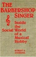 9780802008442: Barbershop Singer -OS