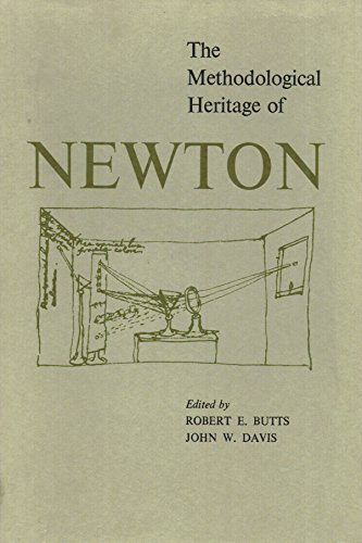 9780802015976: The methodological heritage of Newton