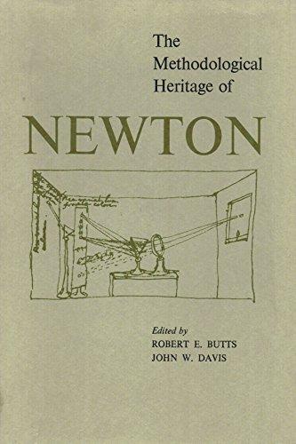 9780802015976: The methodological heritage of Newton