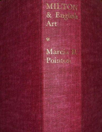 Milton and English Art: Marcia R. Pointon