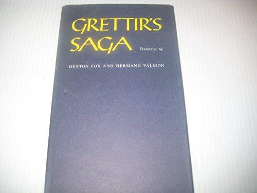 Grettir's Saga: Denton Fox
