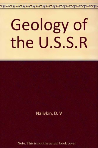9780802019844: Geology of the U.S.S.R