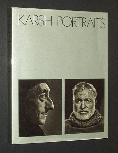 KARSH PORTRAITS: Yousuf Karsh