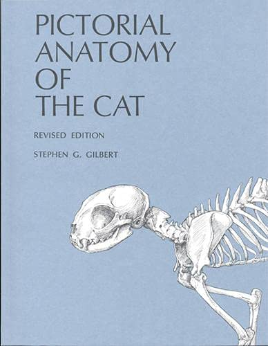 9780802022493: Pictorial Anatomy of the Cat