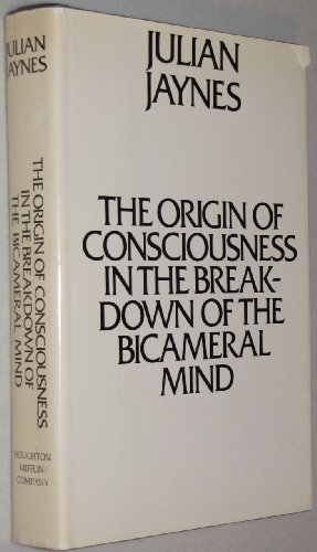 9780802023063: The Origin of Consciousness in the Breakdown of the Bicameral Mind
