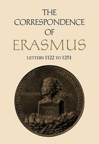 9780802026071: The Correspondence of Erasmus: Letters 1122-1251 (1520-1521) (Collected Works of Erasmus)