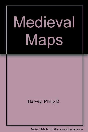 9780802028068: Medieval Maps