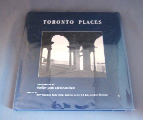 9780802028341: Toronto Places: A Context for Urban Design