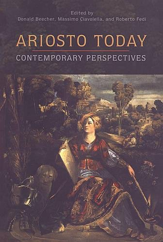9780802029676: Ariosto Today: Contemporary Perspectives
