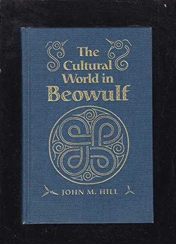 9780802029812: The Cultural World in Beowulf (Creating the North American Landscape)