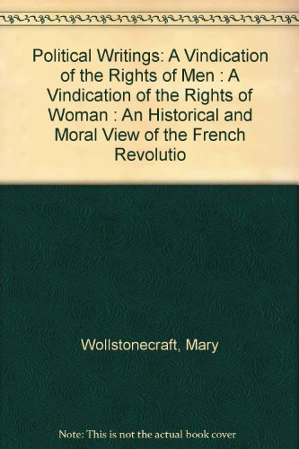 9780802029959: Political Writings