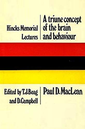 9780802032997: A Triune Concept of the Brain and Behaviour (The Clarence M. Hincks memorial lectures)