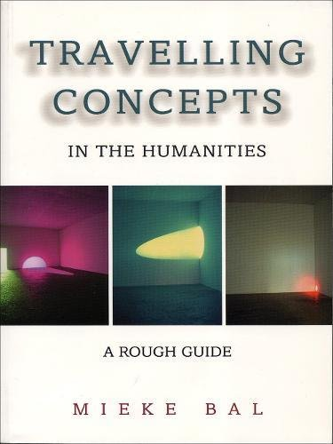 9780802035295: Travelling Concepts in the Humanities: A Rough Guide (Green College Thematic Lecture Series)