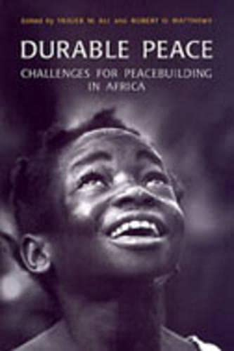 9780802036148: Durable Peace: Challenges For Peacebuilding In Africa
