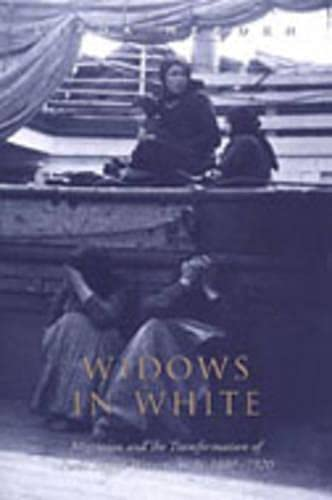 9780802037312: Widows in White: Migration and the Transformation of Rural Women, Sicily, 1880-1928 (Studies in Gender and History)