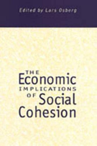 The Economic Implications of Social Cohesion