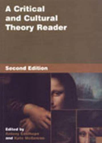 9780802038593: A Critical and Cultural Theory Reader: Second Ed