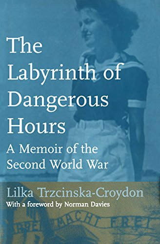 9780802039583: The Labyrinth of Dangerous Hours: A Memoir of the Second World War