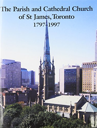 Parish & Cathedral of St. James Toronto: Cooke, William