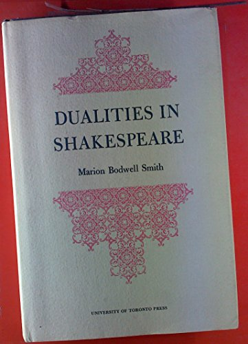 Dualities in Shakespeare