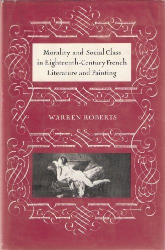 Morality and Social Class in Eighteenth Century: Roberts, Warren