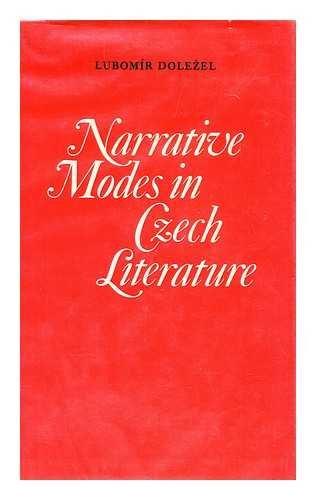 9780802052766: Narrative Modes in Czech Literature