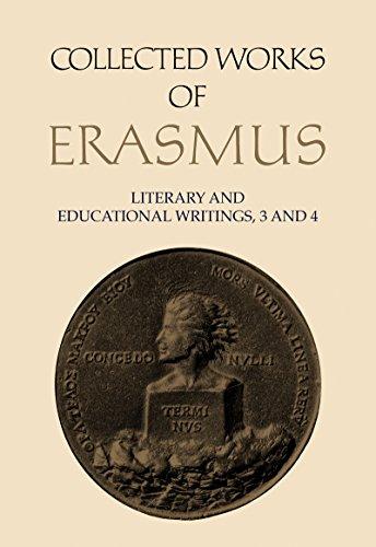 9780802055217: 25/26: Literary and Educational Writings, 3 and 4: Volume 3: De conscribendis epistolis / Formula / De civilitate. Volume 4: De pueris instituendis / ... pronuntiatione (Collected Works of Erasmus)