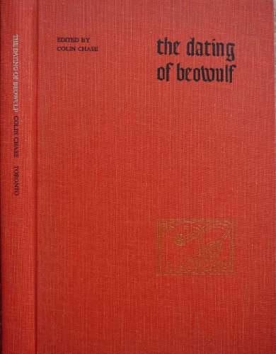 Dating of Beowulf (No 6)
